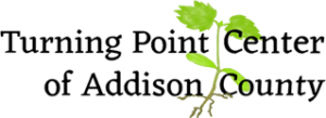 Turning Point Center of Addison County Vermont Logo